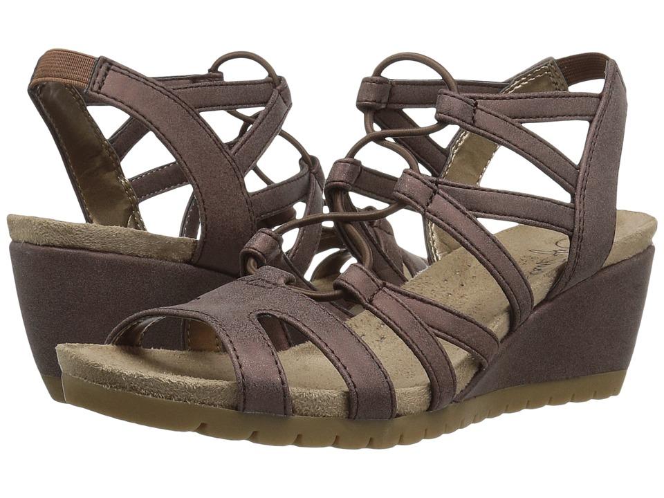 LifeStride - Nadira (Bronze) Women's Sandals