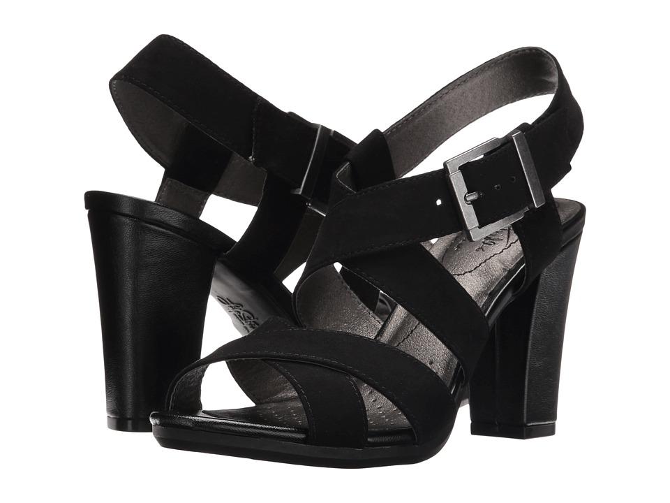 LifeStride - Nicely (Black) Women's Sandals