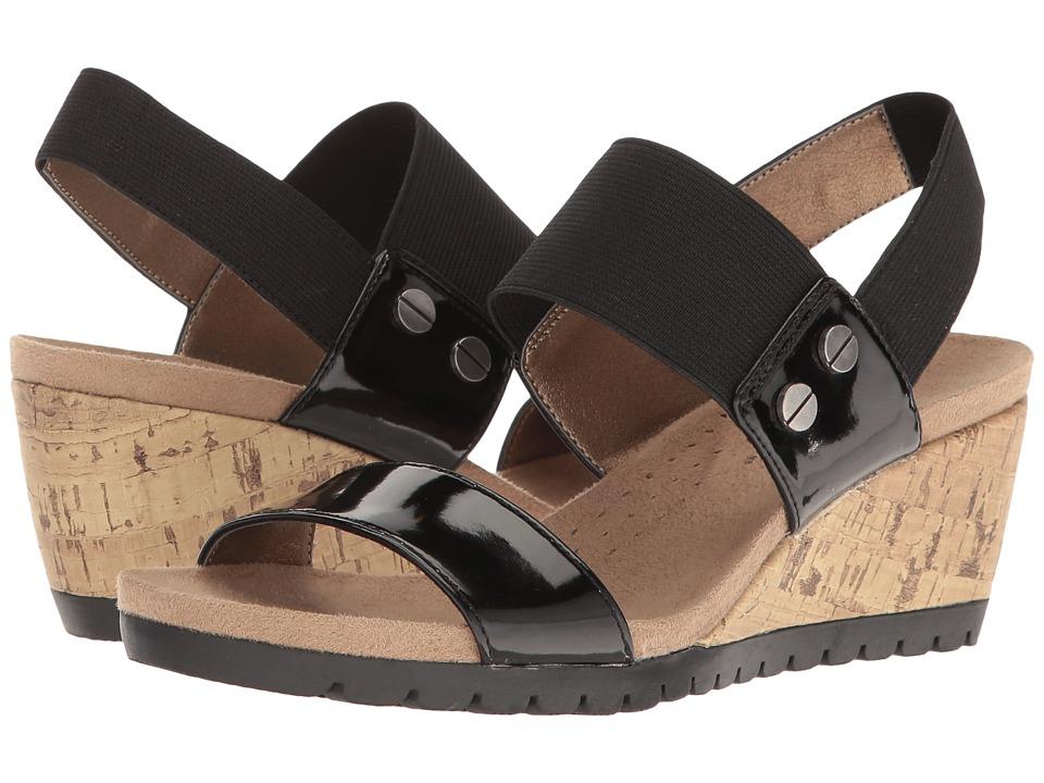 LifeStride - Notify (Black) Women's Sandals