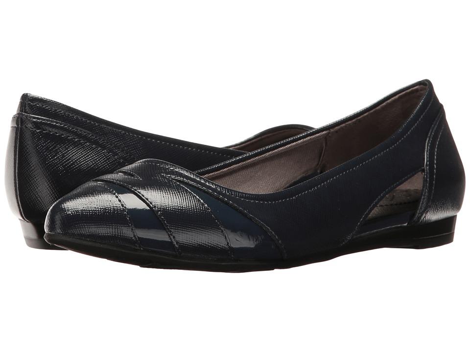 LifeStride - Quizzical (Navy) Women's Sandals