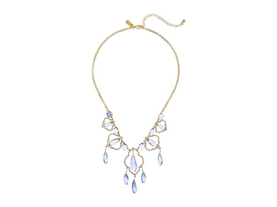 Kate Spade New York - Lantern Gems Necklace (Blue) Necklace