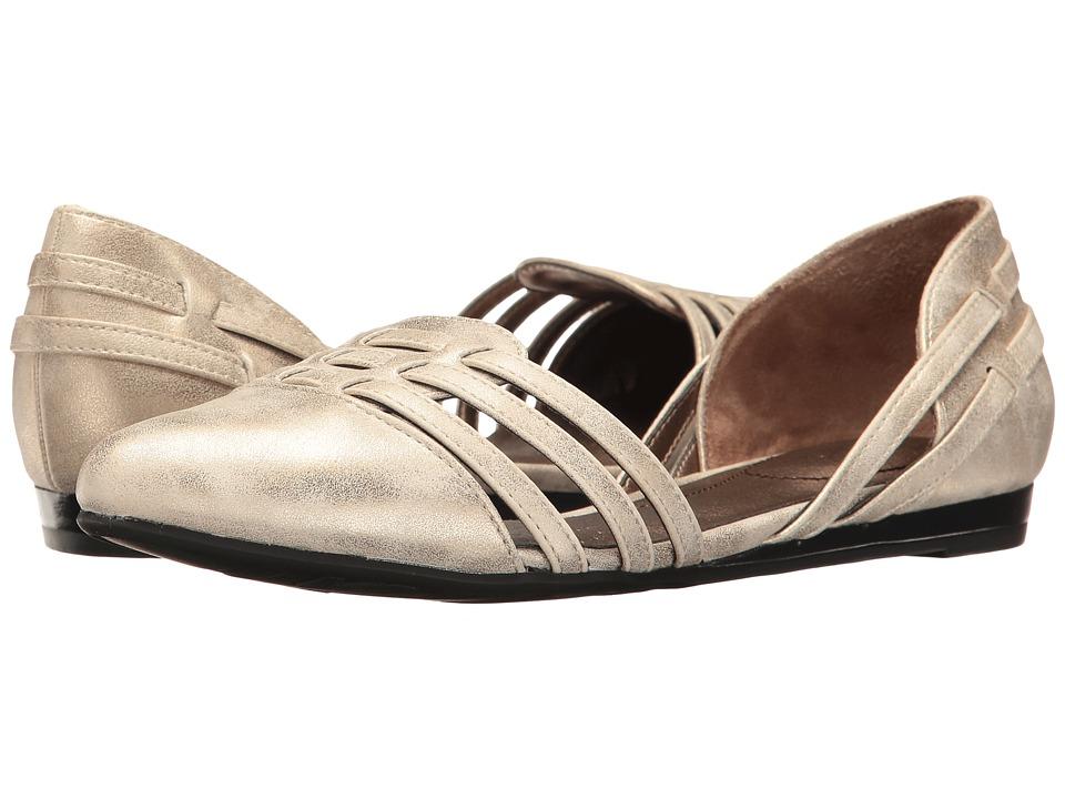 LifeStride - Qutie (Gold) Women's Sandals