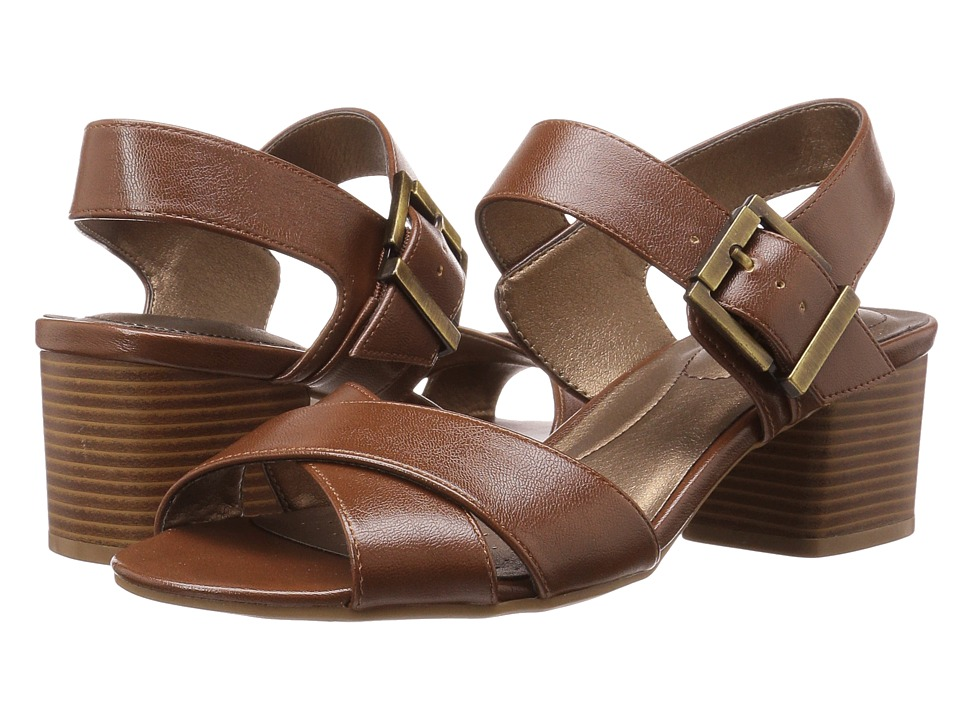 LifeStride - Rache (Cognac) Women's Sandals