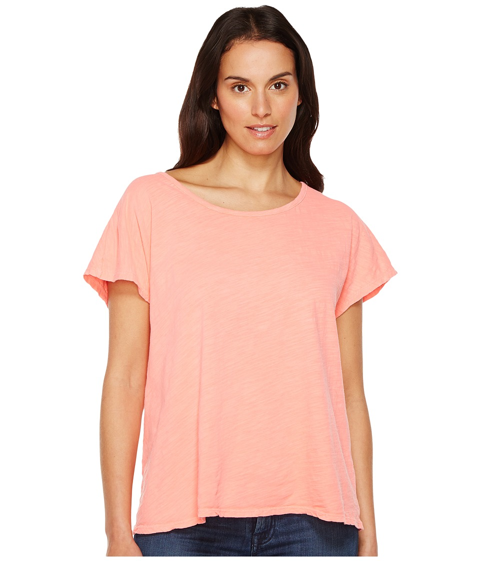Fresh Produce - Keepsake Tee (Sunset Coral) Women's T Shirt