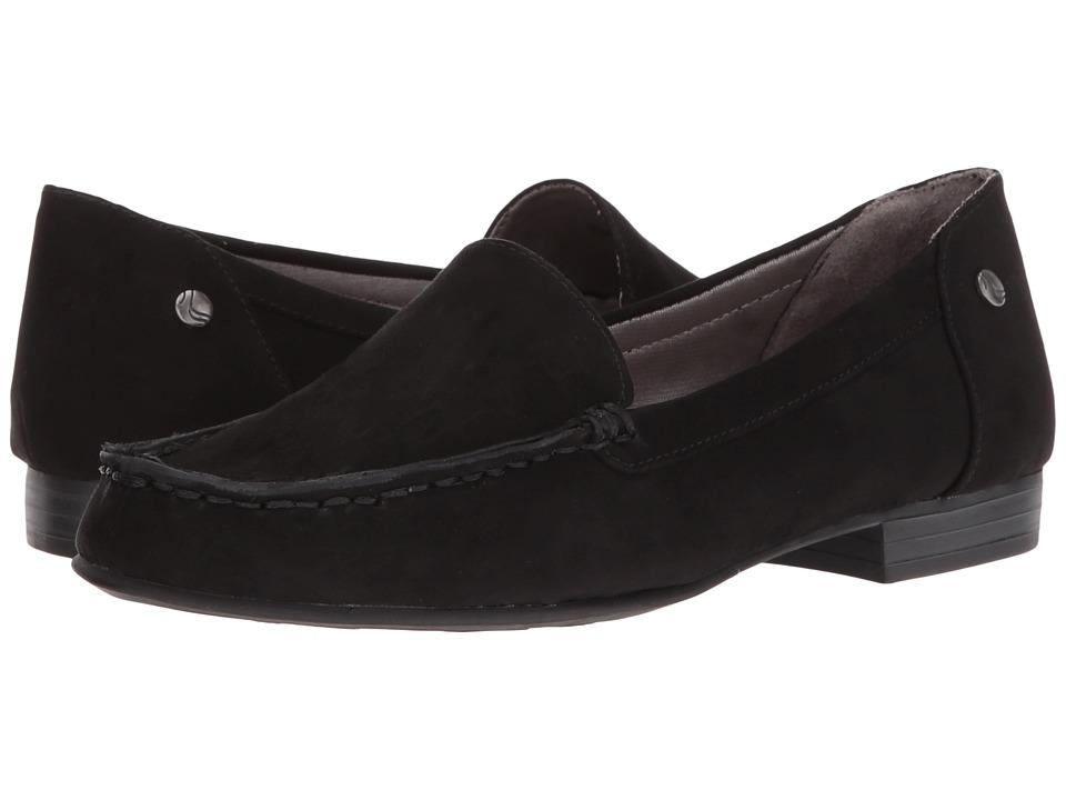 LifeStride - Samantha (Black Micro) Women's Sandals