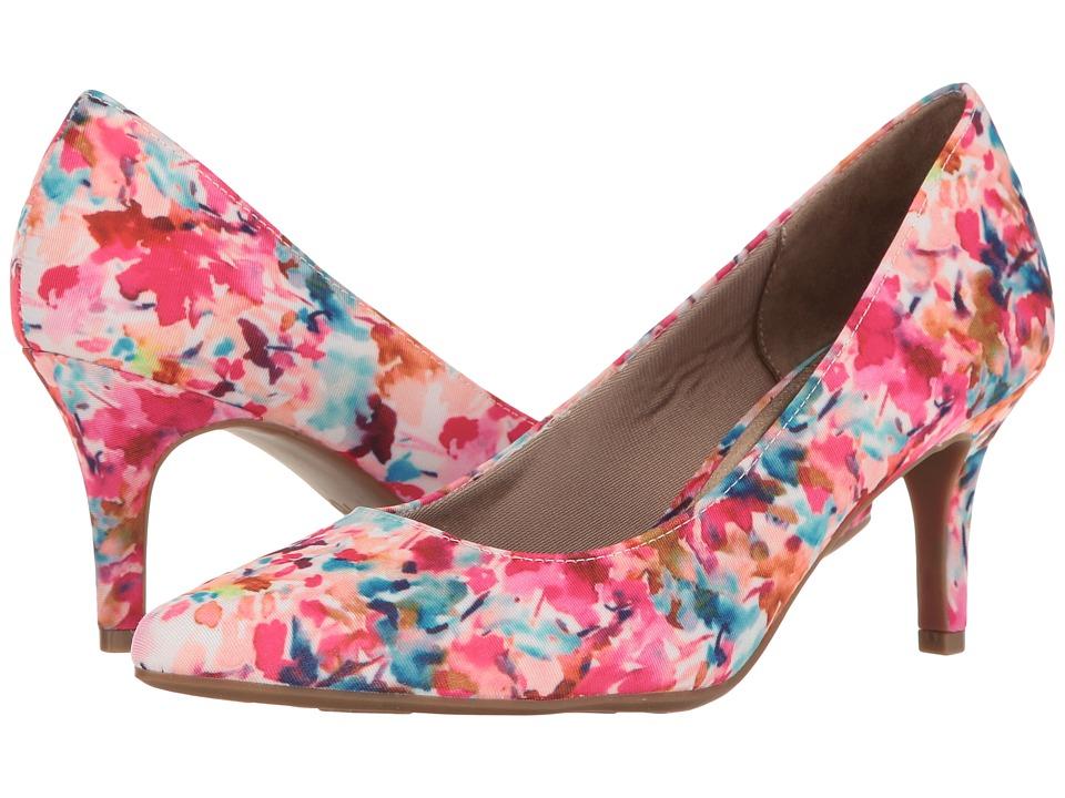 LifeStride - Sevyn (Pink Multi) Women's Shoes