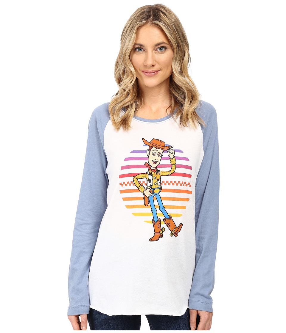 Vans - Favorite Deputy (White/Infinity) Women's T Shirt