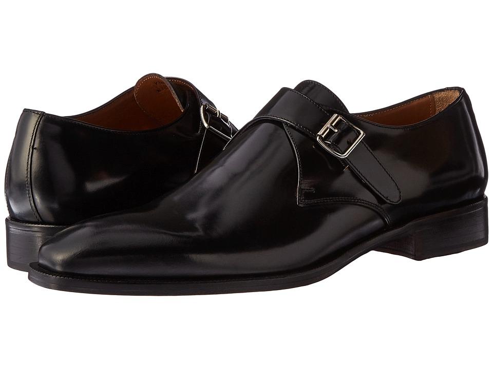 Kenneth Cole New York - Link Up (Black) Men's Slip-on Dress Shoes