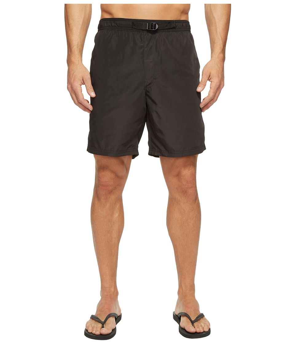 Tavik - Reserve Hybrid Shorts (Black) Men's Shorts