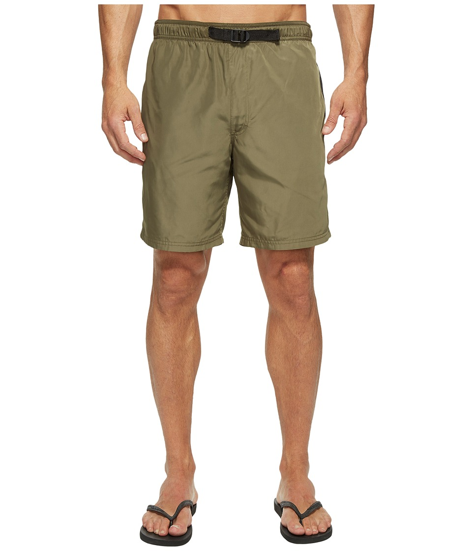 Tavik - Reserve Hybrid Shorts (Olive) Men's Shorts