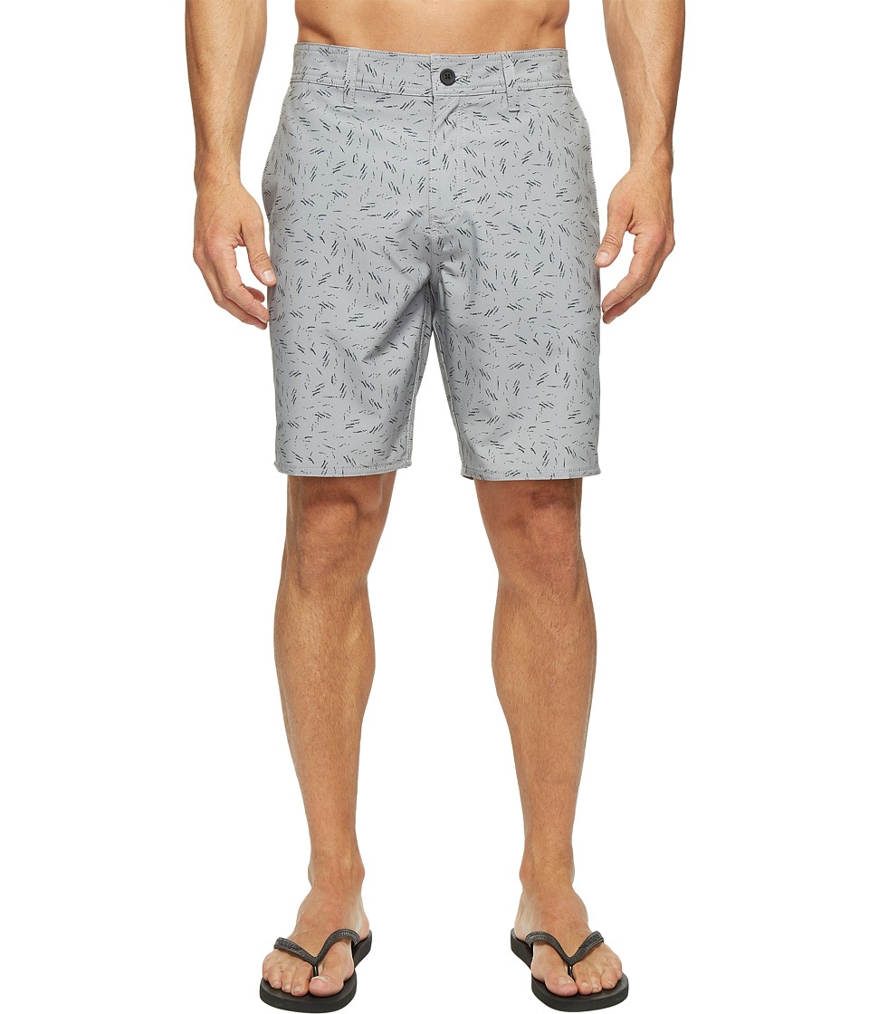 Tavik - Hawkins II Hybrid Shorts (Light Grey Scatter) Men's Shorts