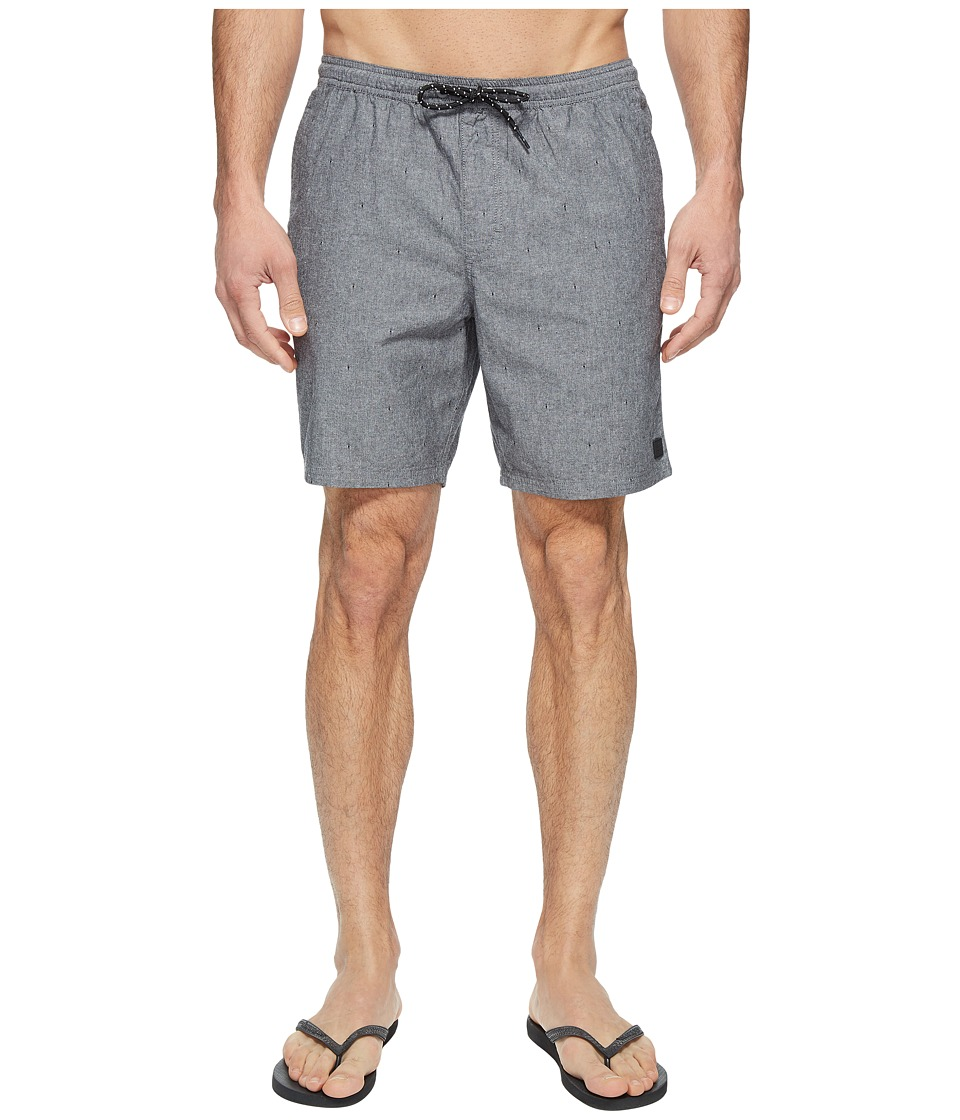 Tavik - Ellis Walkshorts (Black) Men's Shorts