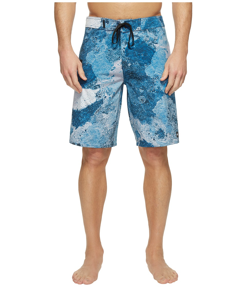 Tavik - Filter Boardshorts (Blue Tide Pool) Men's Swimwear