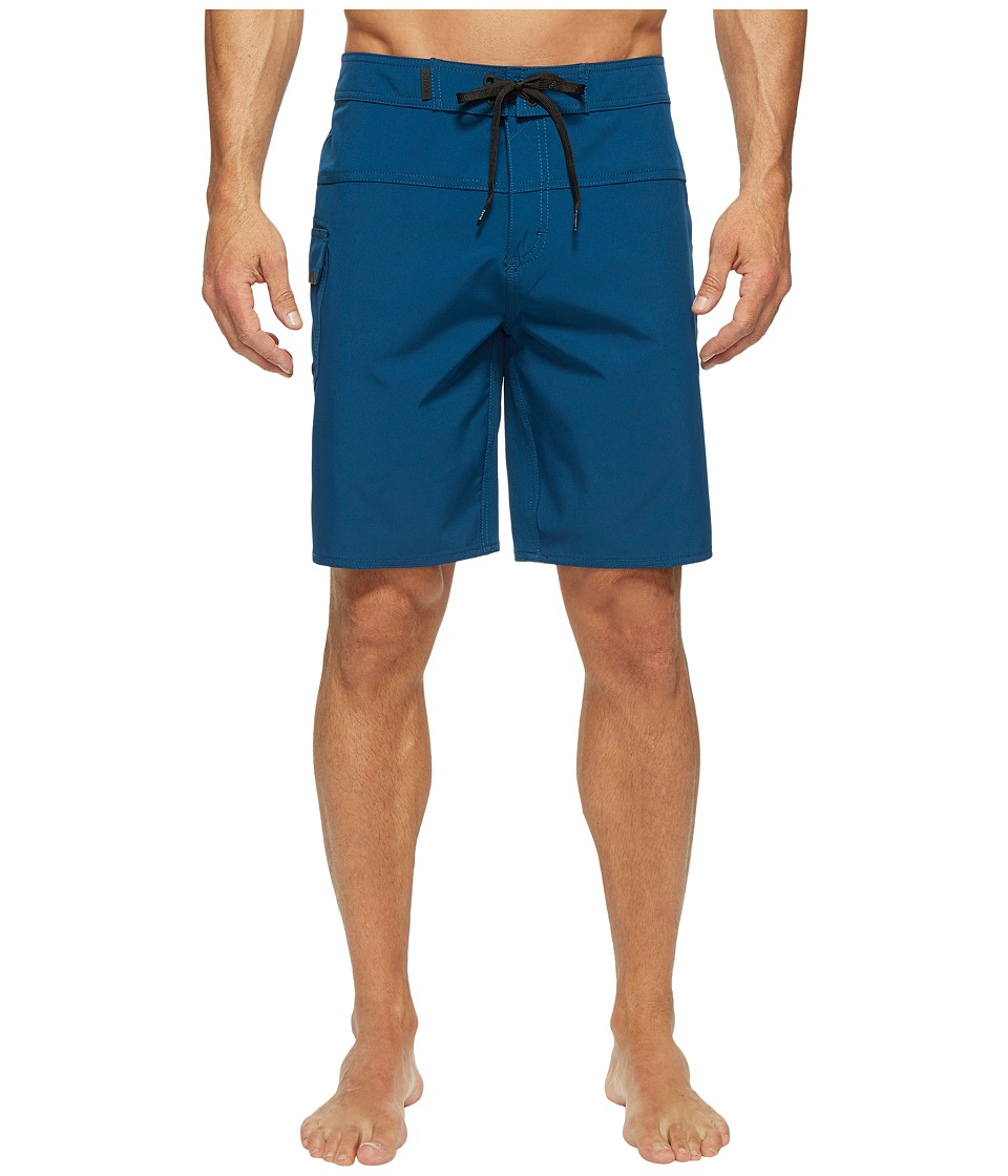 Tavik - Wexler Surf Boardshorts (Blue) Men's Swimwear
