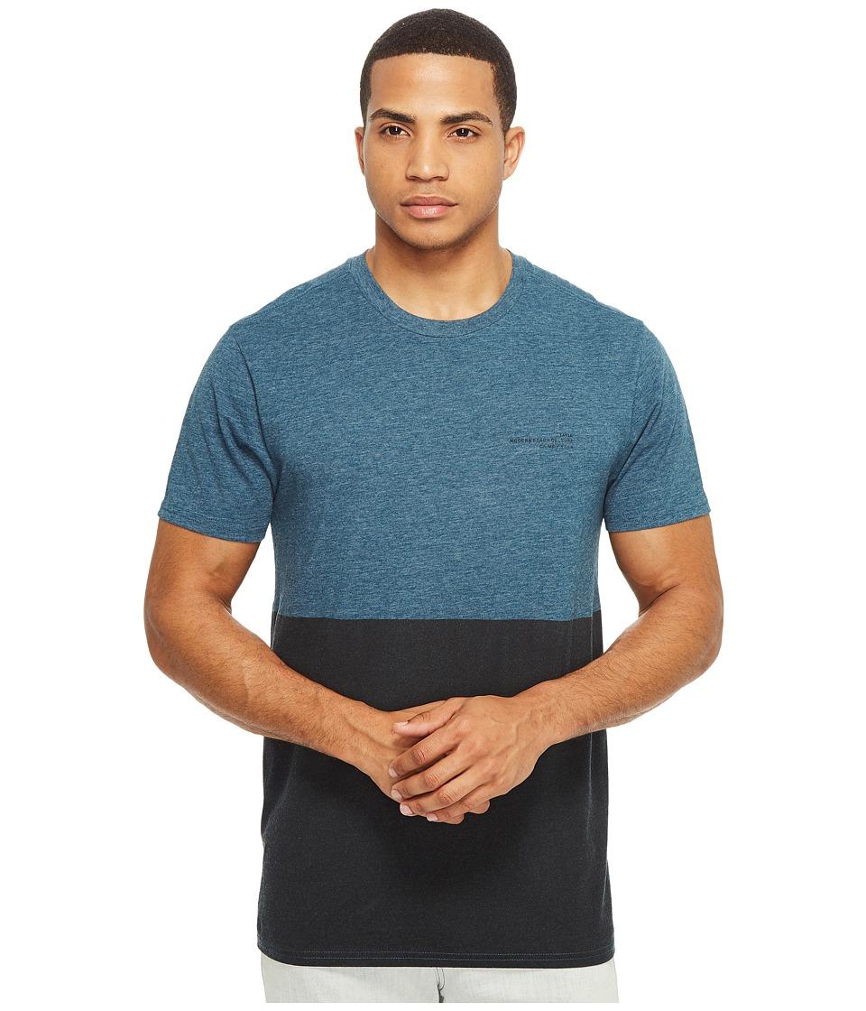 Tavik - Versa Short Sleeve Knit (Blue) Men's Short Sleeve Knit