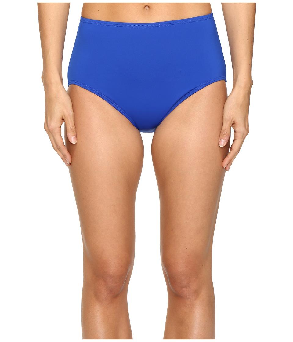 Jantzen Signature Solids Comfort Core Bottom Seaside Blue Swimwear
