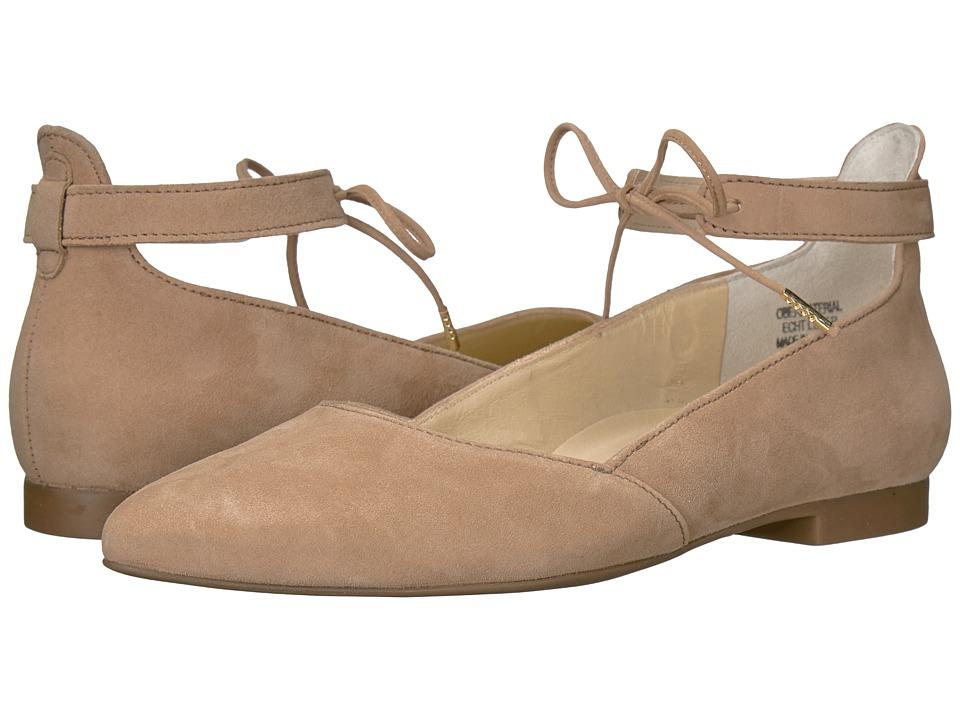 Paul Green Leanna Flat (Deer Suede) Women