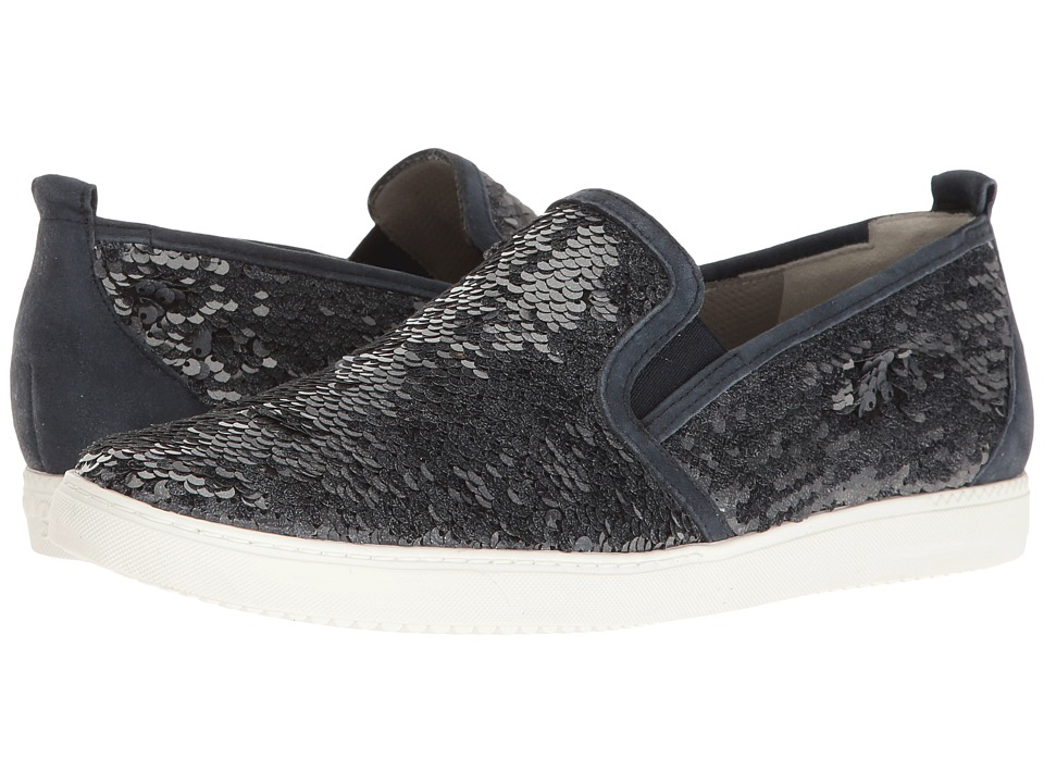 Paul Green - Mojo Loafer (Ocean Sequins) Women's Shoes