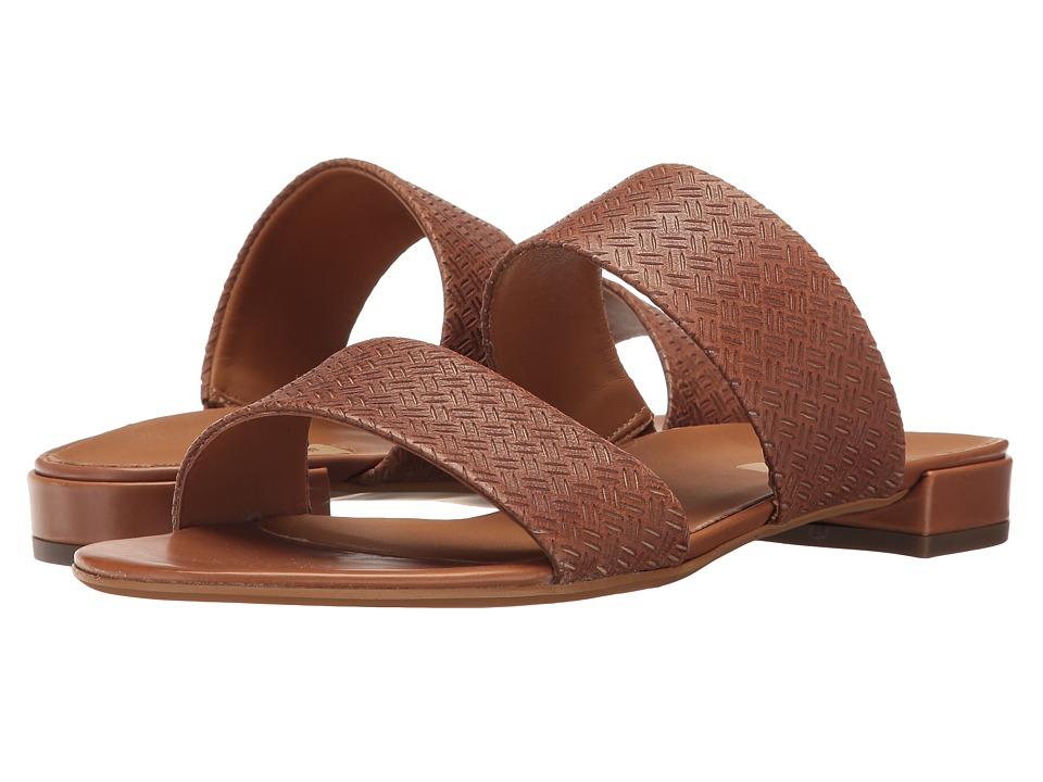 Paul Green - Monte Slip-On (Oak) Women's Slip on Shoes