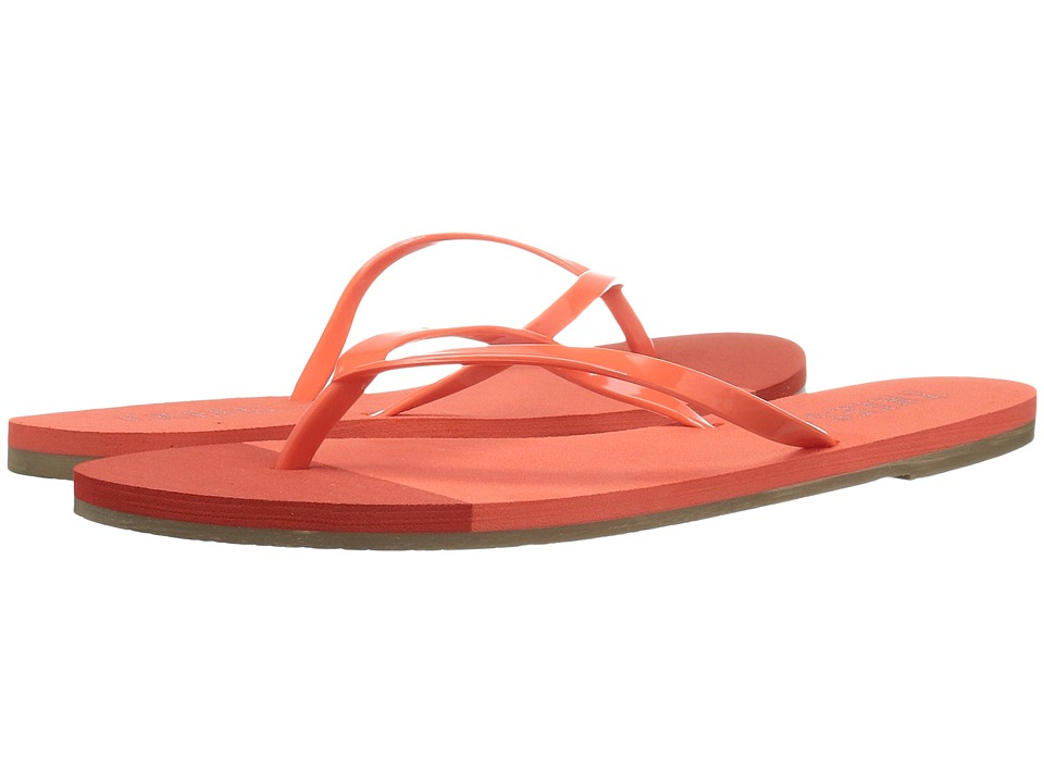 TKEES - Beach (Ruby Reef) Women's Sandals