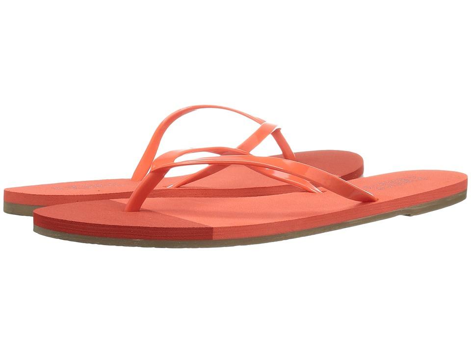 TKEES - Beach (Ruby Reef) Women's Sandals