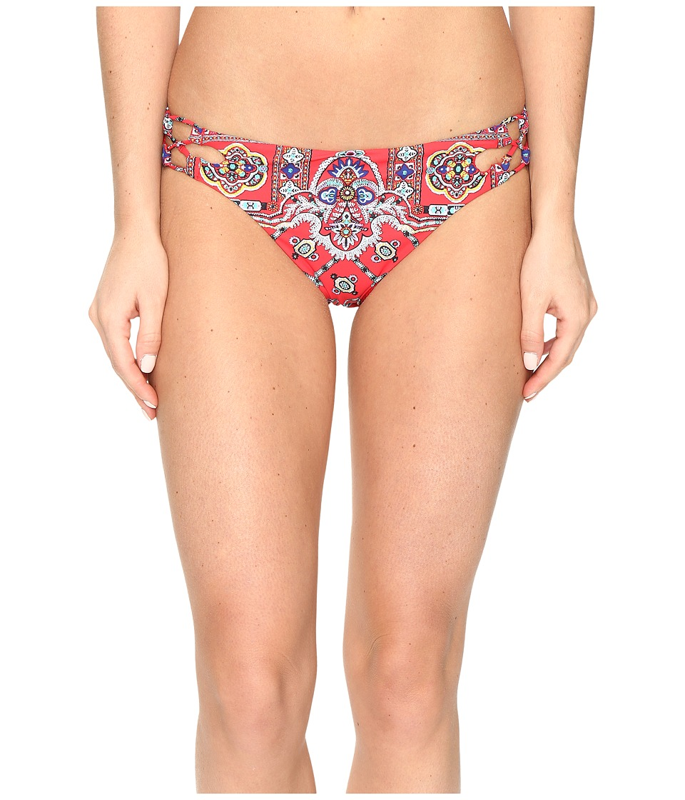 Nanette Lepore Pretty Tough Charmer Bottom (Ruby) Women
