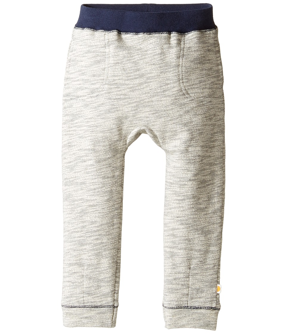 C&C California Kids - Jogger Pants (Infant) (Medium Heather Grey) Boy's Casual Pants