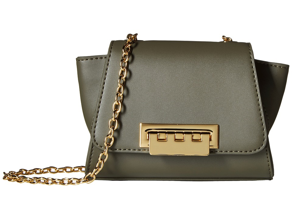 ZAC Zac Posen - Eartha Chain Crossbody (Olive) Cross Body Handbags