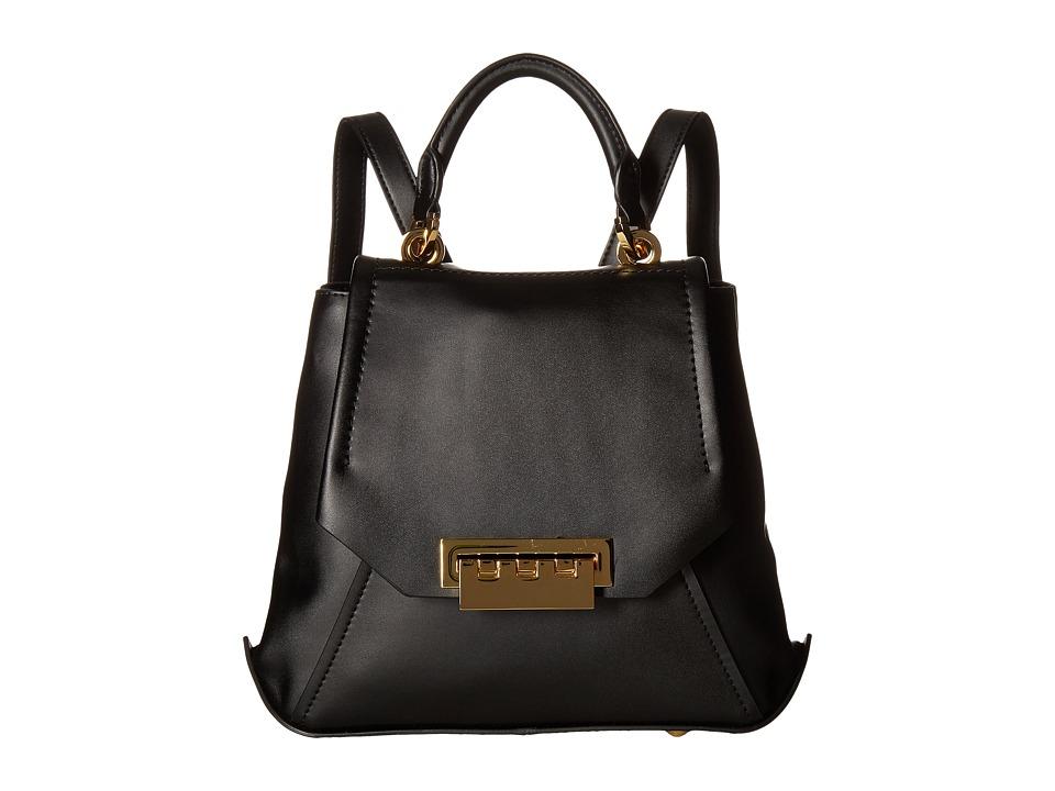 ZAC Zac Posen - Eartha Envelope Backpack (Black) Backpack Bags