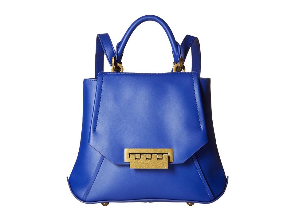 ZAC Zac Posen - Eartha Envelope Backpack (Cobalt) Backpack Bags