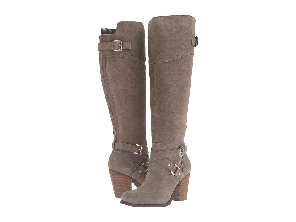 GUESS - Wyynn (Brown Suede) Women