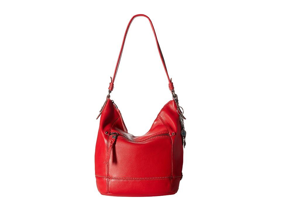The Sak - Sequoia Hobo (Ruby) Hobo Handbags