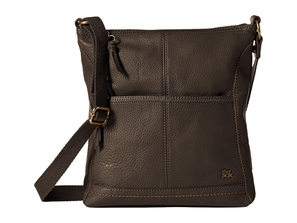 The Sak - Iris Crossbody (Cocoa) Cross Body Handbags