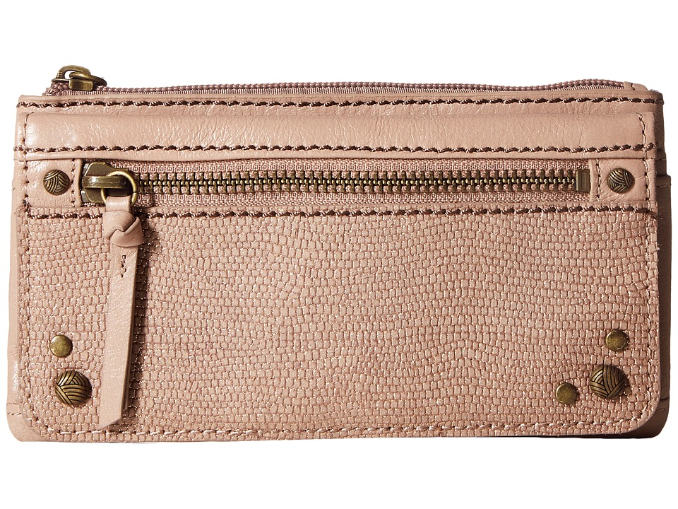 The Sak - Sanibel Flap Wallet (Mocha Sparkle) Wallet Handbags
