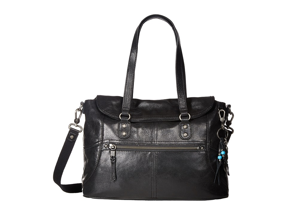 The Sak - Esperato Satchel (Black) Satchel Handbags
