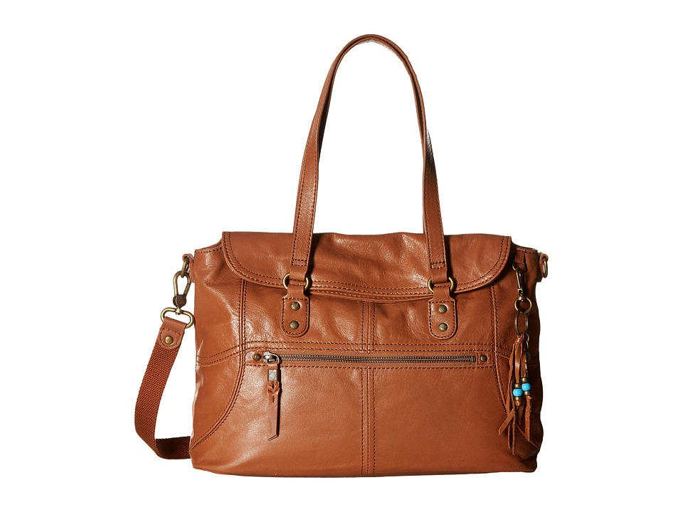 The Sak - Esperato Satchel (Tobacco) Satchel Handbags