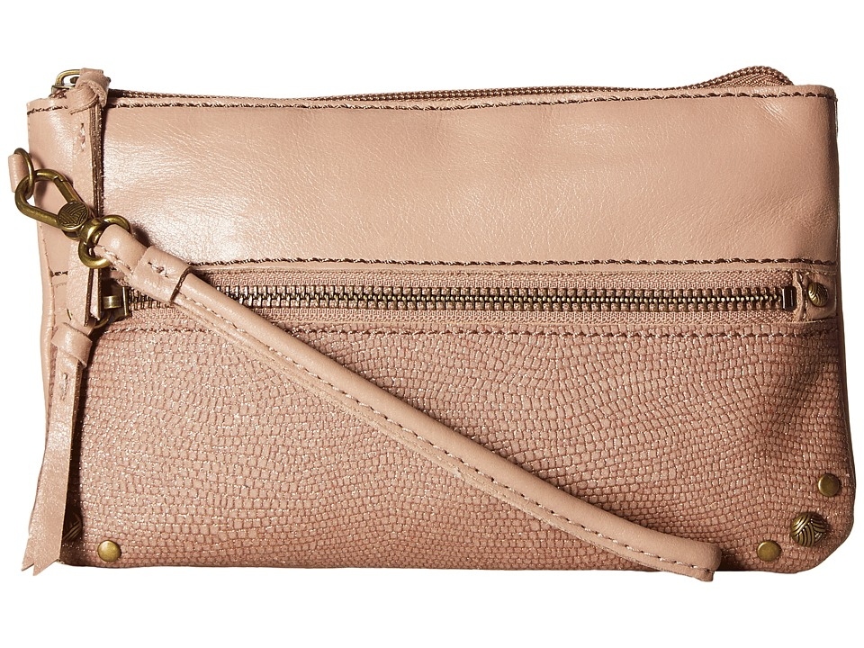 The Sak - Sanibel Phone Charging Wristlet (Mocha Sparkle) Wristlet Handbags