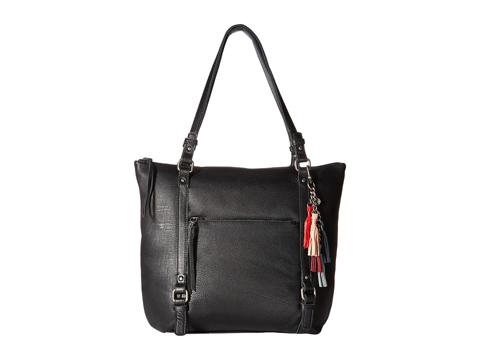 The Sak - Palermo Tote (Black) Tote Handbags