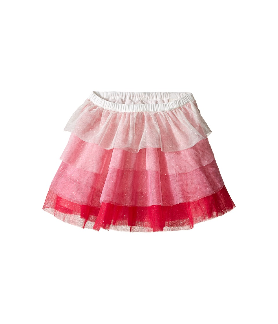 Kate Spade New York Kids - Ruffle Skirt (Toddler/Little Kids) (Multi) Girl's Skirt