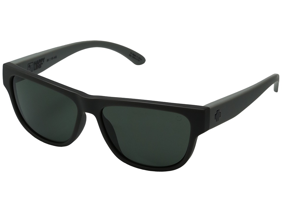 Spy Optic - Hendrix (Gray Scale/Happy Gray Green) Fashion Sunglasses