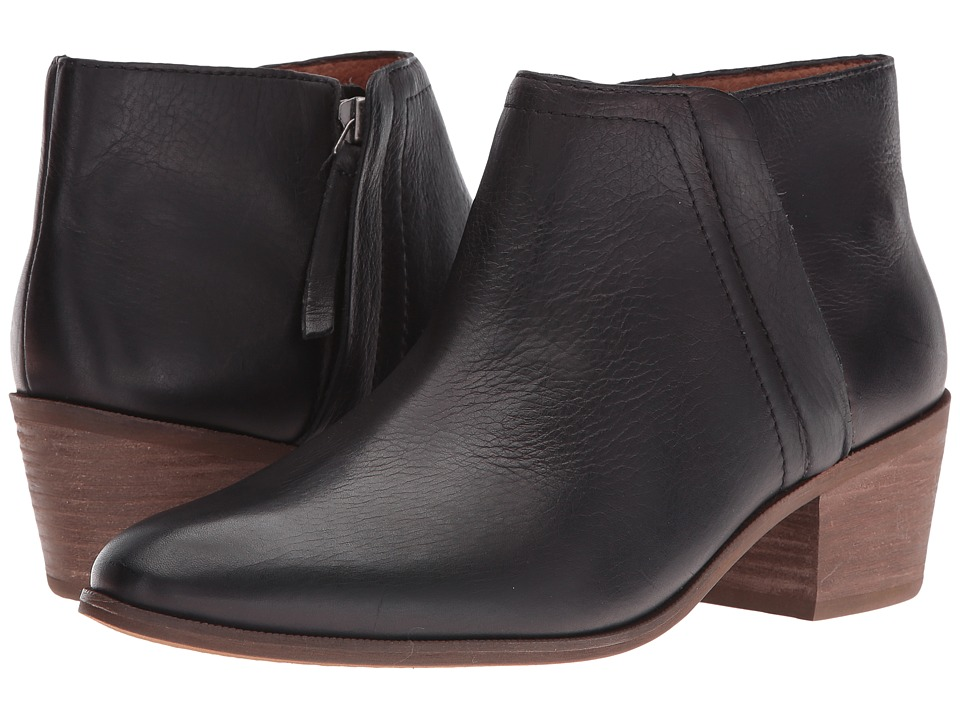 CARLOS by Carlos Santana - Hyde (Black Leather) Women's Shoes