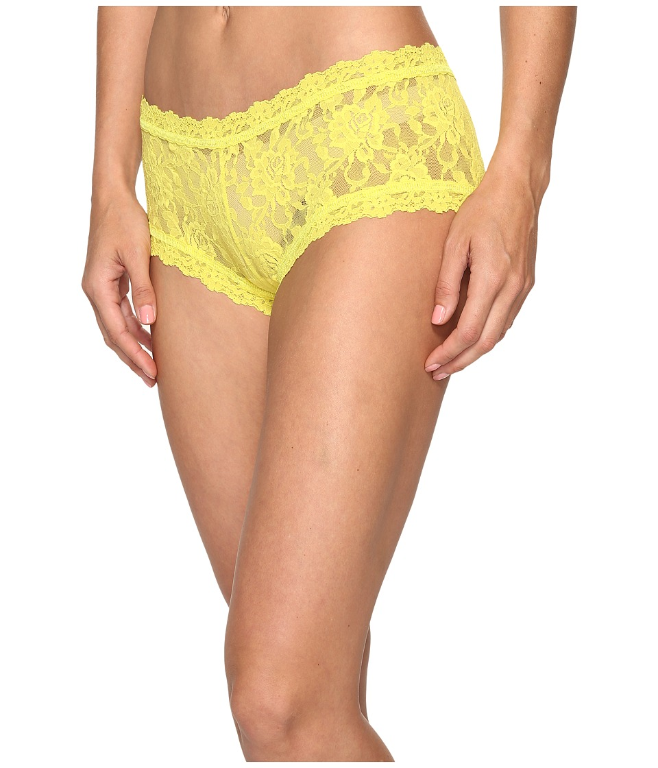 Hanky Panky - Signature Lace Boyshort (Lemongrass) Women's Underwear