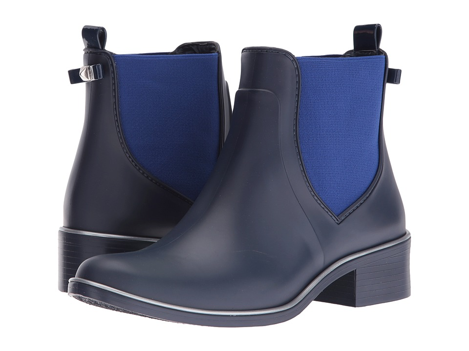 Kate Spade New York - Sedgewick (Navy) Women's Pull-on Boots