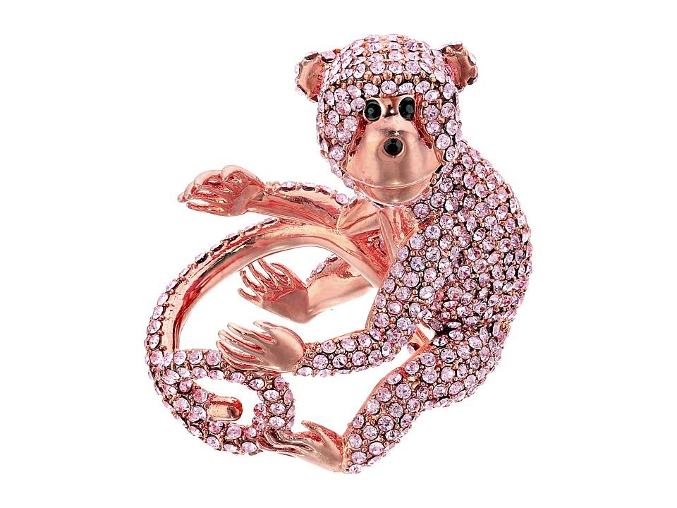 Kate Spade New York - Rambling Roses Monkey Ring (Pink Multi) Ring