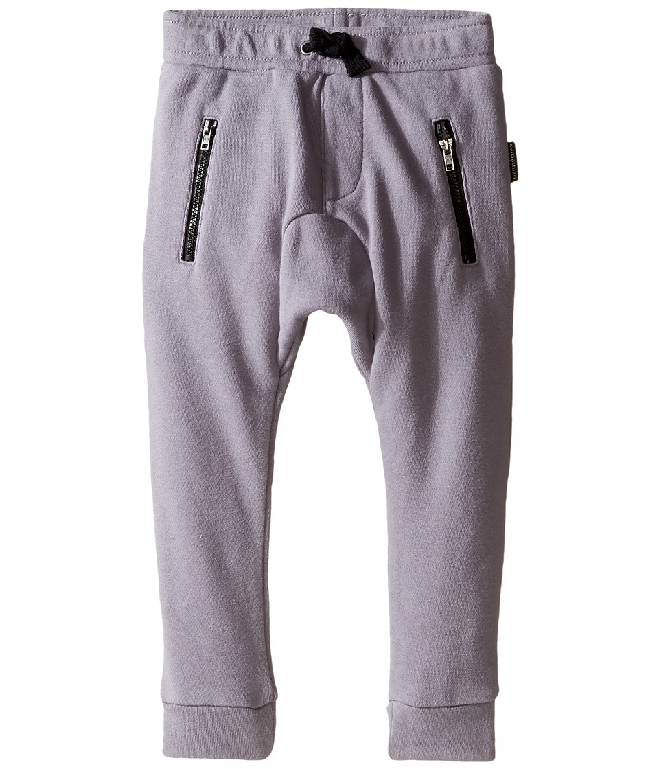 Kardashian Kids - Harem Track Pants (Infant) (Grey) Boy's Casual Pants