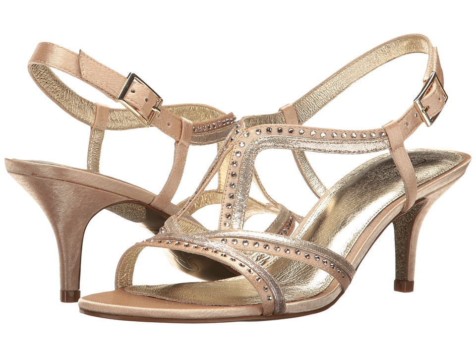 Adrianna Papell - Agatha (Nude) Women's 1-2 inch heel Shoes