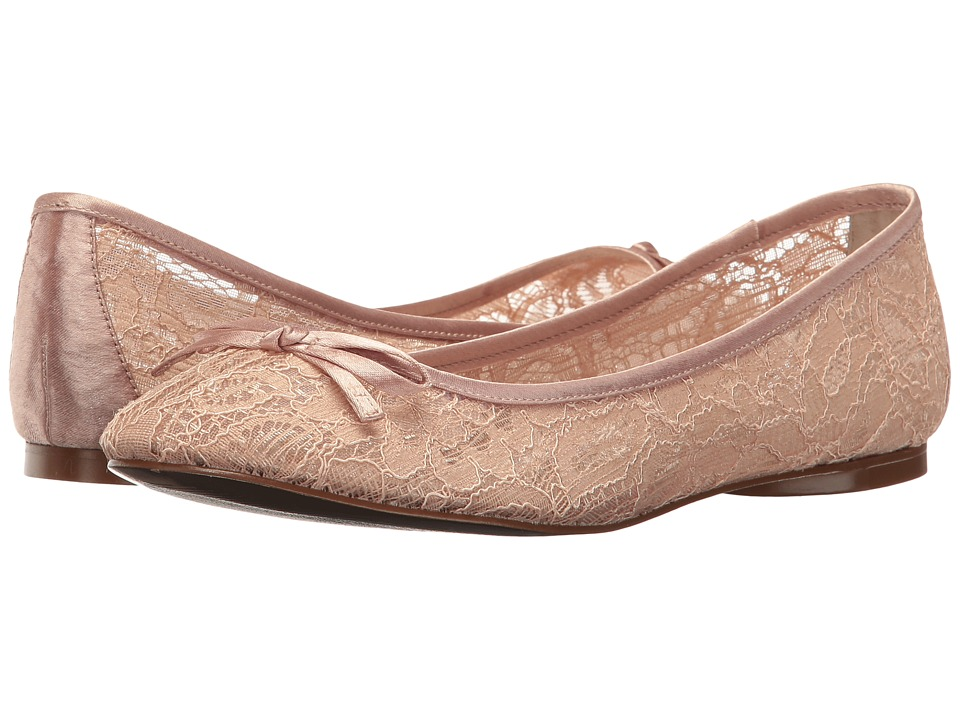 Adrianna Papell - Sage (Blush 1890 Lace) Women's Flat Shoes