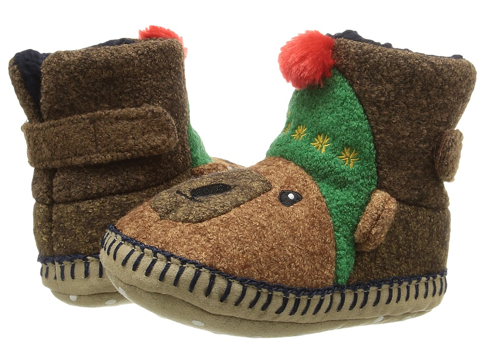 Hanna Andersson Karlsson (Toddler/Little Kid/Big Kid) (Cozy Bear) Kids Shoes