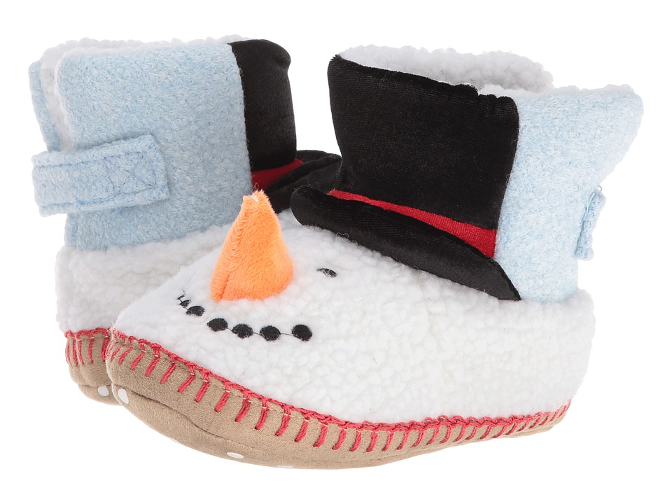 Hanna Andersson - Karlsson (Toddler/Little Kid/Big Kid) (Snowman) Kids Shoes