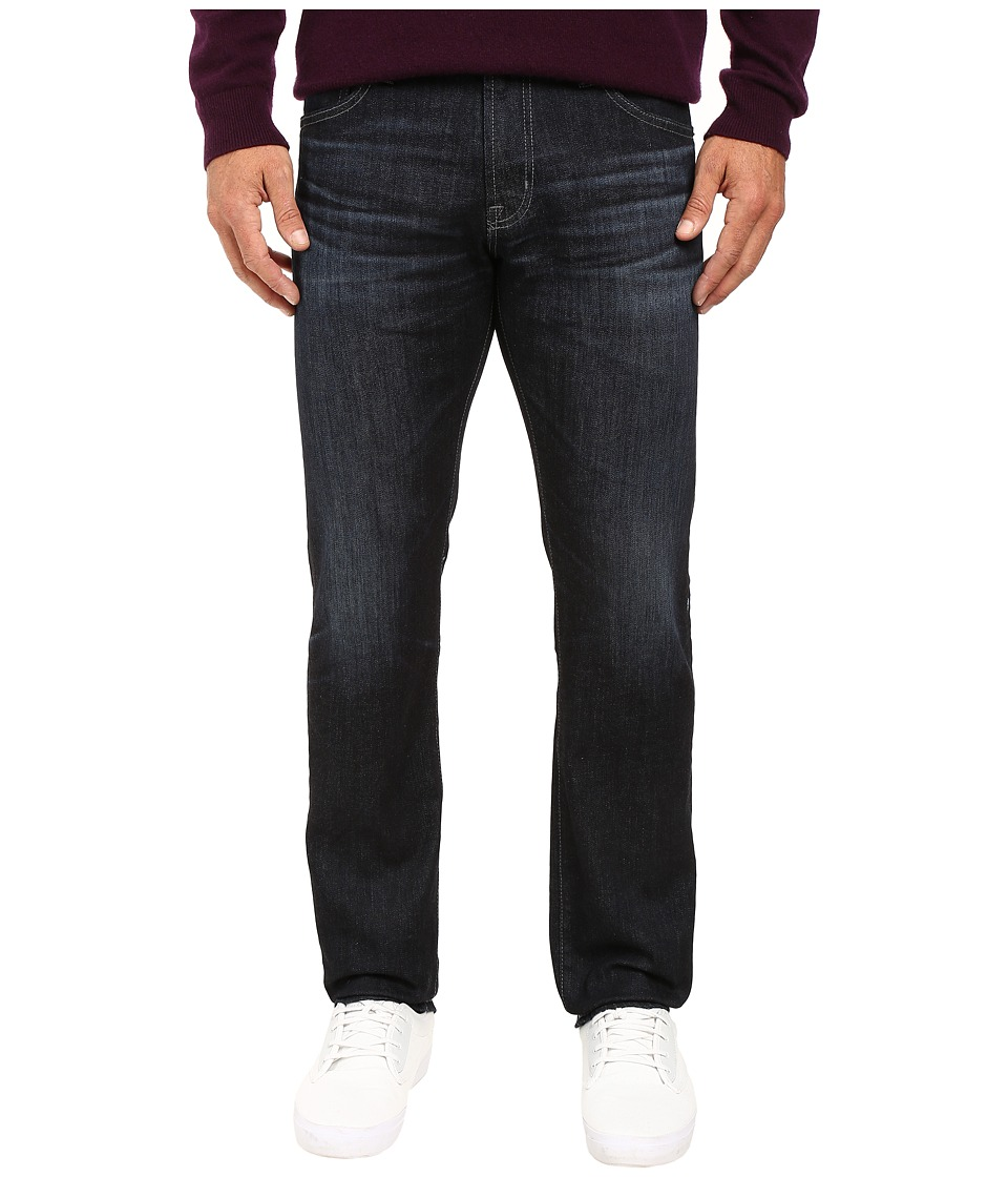 AG Adriano Goldschmied - Matchbox Slim Straight Jeans in 2 Year Deets (2 Years Deets) Men's Jeans